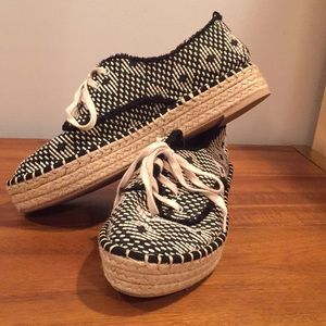 DV by Dolce Vita lace-up espadrilles